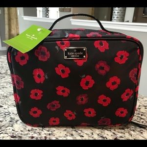 NWT Authentic Kate Spade Makeup Bag